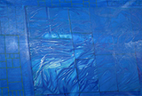 Clotted Blue - Prajakta Palav Aher - Kochi-Muziris Biennale Fundraiser Auction
