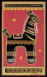 Untitled - Jamini  Roy - Evening Sale | Live Auction, New Delhi