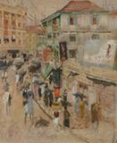 Untitled - N S Bendre - Evening Sale | Live Auction, New Delhi