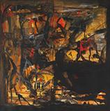 Untitled - S H Raza - Evening Sale | Live Auction, New Delhi