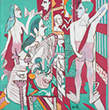 K G Subramanyan - Evening Sale | Live Auction, New Delhi