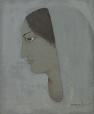 Untitled - Lalu Prasad Shaw - Summer Online Auction