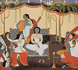 Music and Dance - A A Raiba - Summer Online Auction
