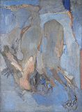Falling Figure - Tyeb  Mehta - Summer Online Auction
