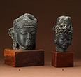 HEAD OF VISHNU - Classical Indian Art
