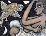 Jogen  Chowdhury-Night of the Owl