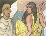 Jogen  Chowdhury-Couple