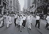 Ram  Rahman-Indira Day Parade, Madison Avenue, New York