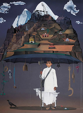 Tathaagata Tathagata Thatha Gaatha - The Wounded Majesty, or, the Anatomy of Fate Cuckoonebulopolis