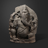 -Seated Ganesha
