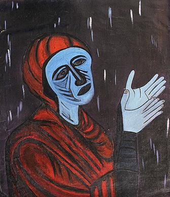 Untitled (Pieta)