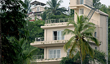 A Contemporary Hillside Townhouse with Sea Views,Dona Paula, Panjim, Goa - Prime Properties