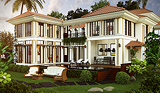 Champaka by Tarun Tahiliani — Magnificent Villas on the banks of the Moira River Moira, Goa,Goa - Prime Properties