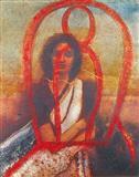 Untitled - Anjolie Ela Menon - Auction 2000 (November)