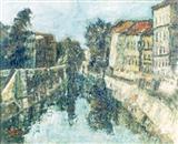 Untitled - K H Ara - Auction 2000 (November)