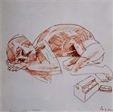 Untitled - Somnath  Hore - Auction 2000 (November)