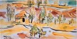 Untitled - Ramkinkar  Baij - Auction 2000 (November)