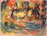 Dancers - Nikhil  Biswas - Auction 2000 (November)