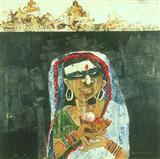Untitled - Shyamal Dutta Ray - Auction 2000 (November)