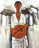 Untitled - B  Prabha - Auction 2000 (November)