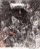 Untitled - Ganesh  Pyne - Auction 2000 (November)