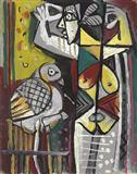 Untitled - K Laxma  Goud - Auction 2000 (November)