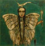 Untitled - Ashok  Bhowmik - Auction 2001 (December)