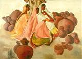 Untitled - B  Prabha - Auction 2001 (December)