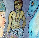 Untitled - Jogen  Chowdhury - Auction 2001 (December)