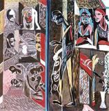 Art Gallery - K G Subramanyan - Auction 2001 (December)
