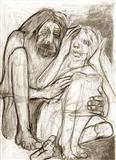 Untitled - Krishen  Khanna - Auction 2001 (December)