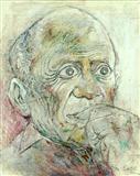 Picasso - Paritosh  Sen - Auction 2001 (December)