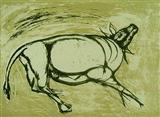 Bull - Tyeb  Mehta - Auction 2001 (December)