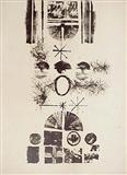 Untitled - V S Gaitonde - Auction 2001 (December)