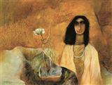 Untitled - Amitaba  Banerjee - Auction 2002 (December)