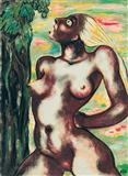 Untitled - K H Ara - Auction 2002 (December)