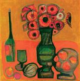 Untitled - Badri  Narayan - Auction 2002 (December)