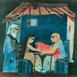 The Great Fowl - Badri  Narayan - Auction 2002 (December)