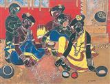 Untitled - B  Prabha - Auction 2002 (December)