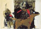 Untitled - Chittrovanu  Mazumdar - Auction 2002 (December)