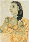 Untitled - D L N Reddy - Auction 2002 (December)