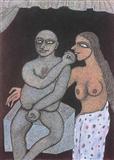 Couple - Jogen  Chowdhury - Auction 2002 (December)