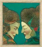 Untitled - Neeraj  Goswami - Auction 2002 (December)