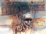 Untitled - Shyamal Dutta Ray - Auction 2002 (December)