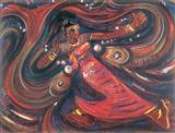 Untitled - Sudhir  Khastagir - Auction 2002 (December)