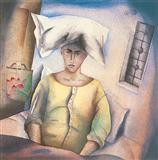 Untitled - Anju  Dodiya - Auction 2002 (May)