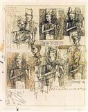 Untitled - Ganesh  Pyne - Auction 2002 (May)