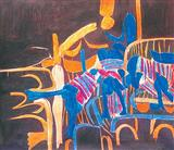 Untitled - K G Subramanyan - Auction 2002 (May)