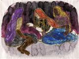 Untitled - Owais  Husain - Auction 2002 (May)
