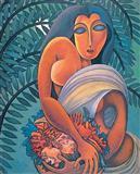 Untitled - Prakash  Karmarkar - Auction 2002 (May)